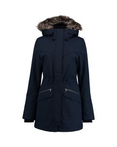 O'Neill Dames Sportjas -  Performance Journey Parka - Blue Depths - Maat S
